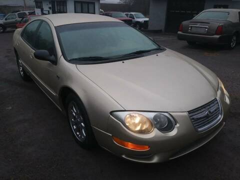 2000 Chrysler 300M for sale at Car Man Auto in Old Forge PA