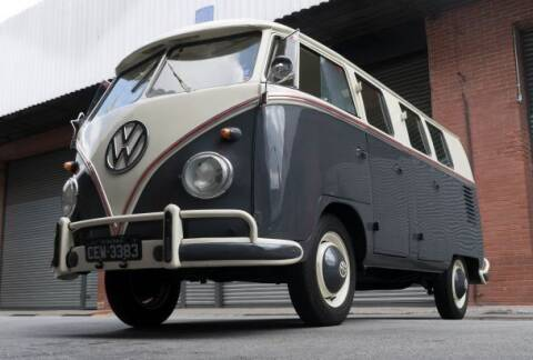 1962 Volkswagen Bus for sale at ADVANCE AUTOMALL in Doral FL