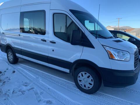2019 Ford Transit Cargo for sale at Keller Motors in Palco KS