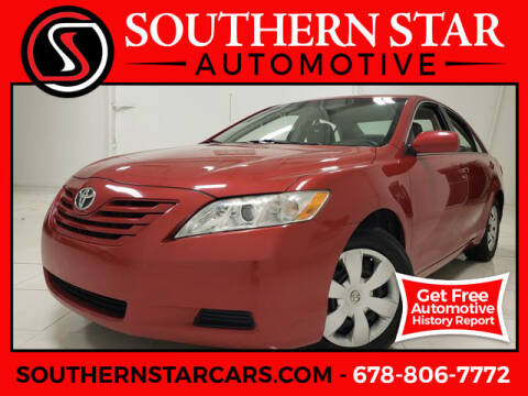 2009 Toyota Camry for sale at Southern Star Automotive, Inc. in Duluth GA