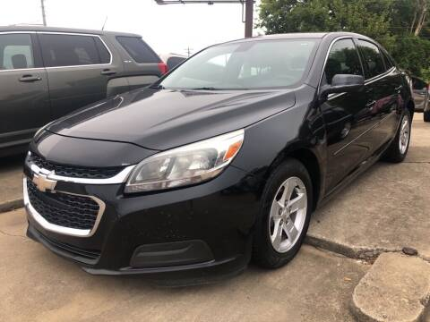 2014 Chevrolet Malibu for sale at Wolff Auto Sales in Clarksville TN