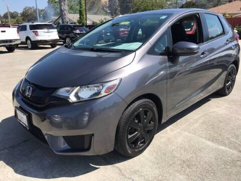 2017 Honda Fit for sale at MISSION AUTOS in Hayward CA