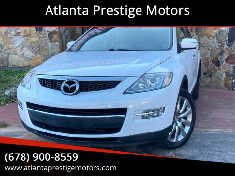 2009 Mazda CX-9 for sale at Atlanta Prestige Motors in Decatur GA