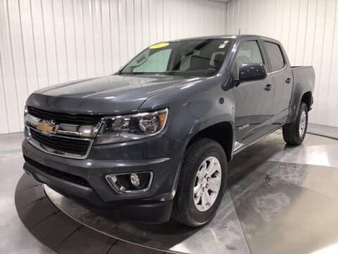 2017 Chevrolet Colorado for sale at HILAND TOYOTA in Moline IL