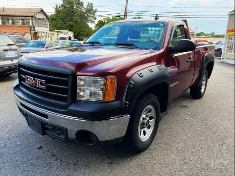 2009 GMC Sierra 1500 for sale at Dijie Auto Sale and Service Co. in Johnston RI