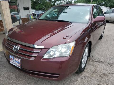 2005 Toyota Avalon for sale at New Wheels in Glendale Heights IL