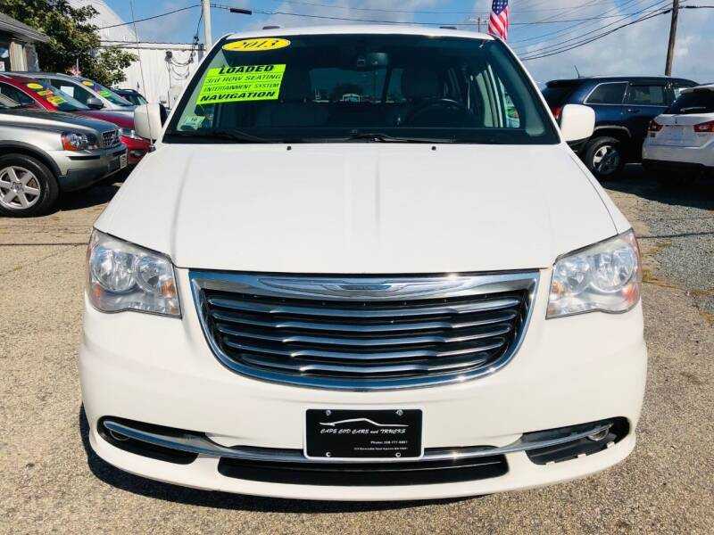 2013 Chrysler Town and Country for sale at Cape Cod Cars & Trucks in Hyannis MA