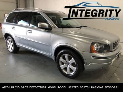 2013 Volvo XC90 for sale at Integrity Motors, Inc. in Fond Du Lac WI