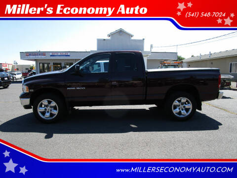 2004 Dodge Ram Pickup 1500 for sale at Miller's Economy Auto in Redmond OR