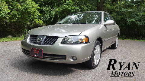 2006 Nissan Sentra for sale at Ryan Motors LLC in Warsaw IN