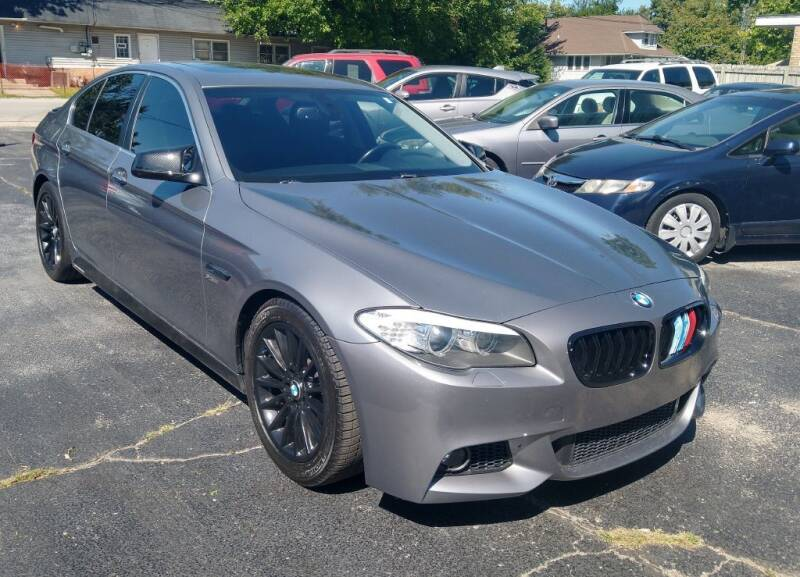 2011 BMW 5 Series for sale at I Car Motors in Joliet IL