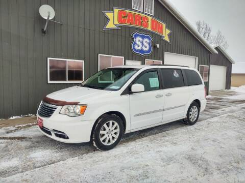 2016 Chrysler Town and Country for sale at CARS ON SS in Rice Lake WI