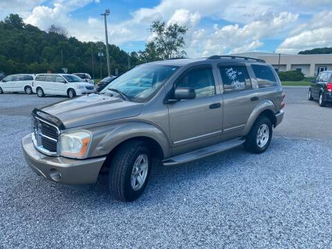 2004 Dodge Durango for sale at Bailey's Auto Sales in Cloverdale VA