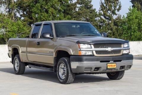 2004 Chevrolet Silverado 2500HD for sale at Washington Auto Credit in Puyallup WA