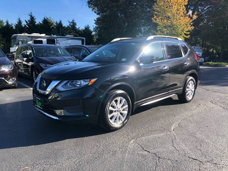 2018 Nissan Rogue for sale at iCar Auto Sales in Howell NJ