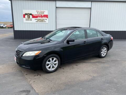 2009 Toyota Camry for sale at Highway 9 Auto Sales - Visit us at usnine.com in Ponca NE