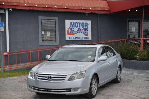 2005 Toyota Avalon for sale at Motor Car Concepts II - Kirkman Location in Orlando FL