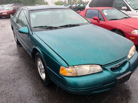 1996 Ford Thunderbird for sale at Choice Motor Car in Plainville CT