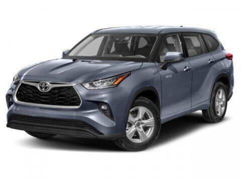 2021 Toyota Highlander Hybrid for sale at Smart Motors in Madison WI
