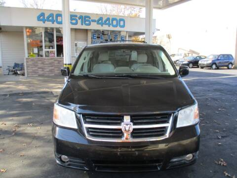 2008 Dodge Grand Caravan for sale at Elite Auto Sales in Willowick OH