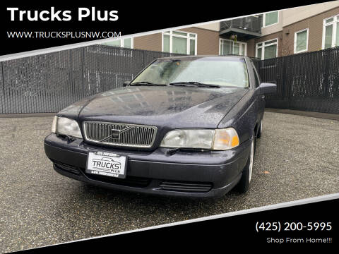 1998 Volvo S70 for sale at Trucks Plus in Seattle WA