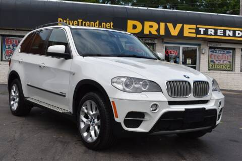 2013 BMW X5 for sale at DRIVE TREND in Cleveland OH
