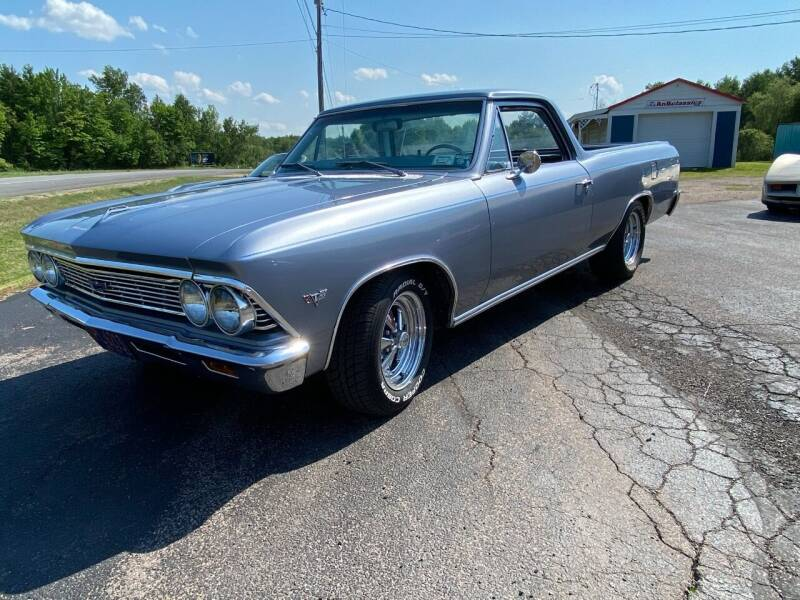 1966 Chevrolet El Camino for sale at AB Classics in Malone NY