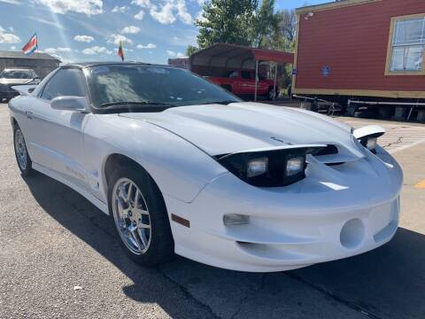 2001 Pontiac Firebird for sale at JAVY AUTO SALES in Houston TX