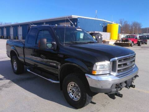2004 Ford F-350 Super Duty for sale at Thames River Motorcars LLC in Uncasville CT