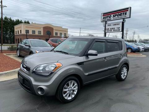 2012 Kia Soul for sale at Auto Sports in Hickory NC
