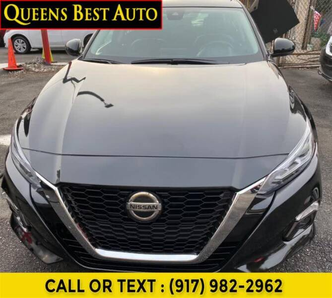 2019 Nissan Altima for sale in Jamaica, NY
