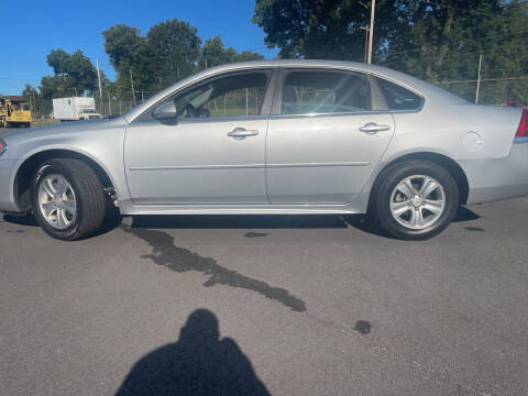 2014 Chevrolet Impala Limited for sale at Beckham's Used Cars in Milledgeville GA