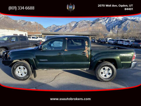2013 Toyota Tacoma for sale at S S Auto Brokers in Ogden UT