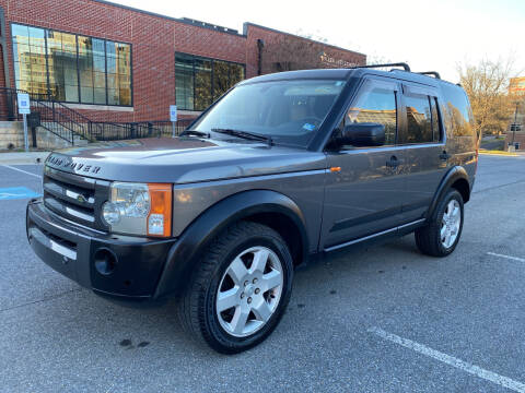 2006 Land Rover LR3 for sale at Auto Wholesalers Of Rockville in Rockville MD
