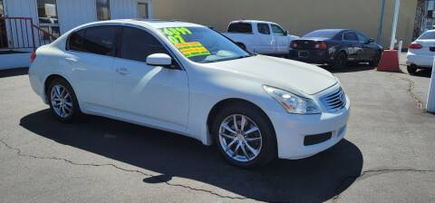 2007 Infiniti G35 for sale at Henry's Autosales, LLC in Reno NV