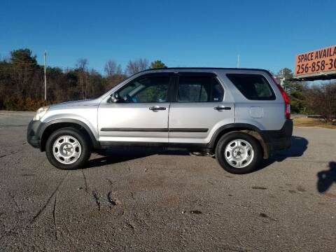 2006 Honda CR-V for sale at Tennessee Valley Wholesale Autos LLC in Huntsville AL
