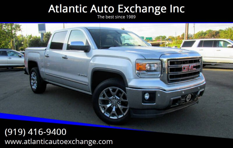 2014 GMC Sierra 1500 for sale at Atlantic Auto Exchange Inc in Durham NC