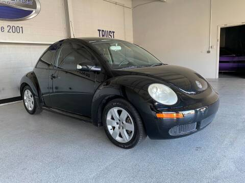 2007 Volkswagen New Beetle for sale at TANQUE VERDE MOTORS in Tucson AZ