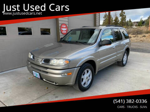2003 Oldsmobile Bravada for sale at Just Used Cars in Bend OR