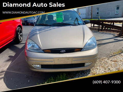 2003 Ford Focus for sale at Diamond Auto Sales in Pleasantville NJ