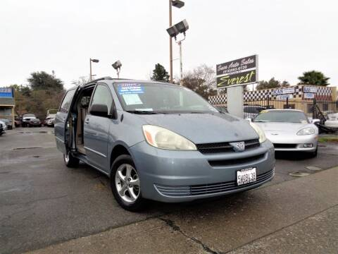 2004 Toyota Sienna for sale at Save Auto Sales in Sacramento CA