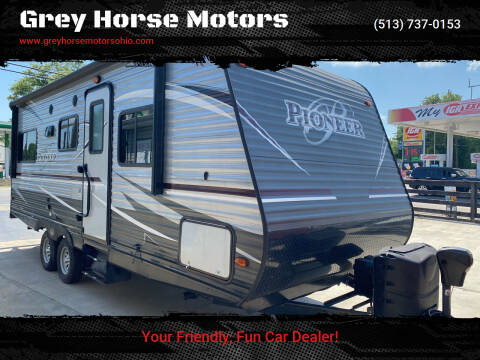 2017 Pioneer RD210 for sale at Grey Horse Motors in Hamilton OH