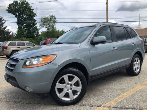 2008 Hyundai Santa Fe for sale at J's Auto Exchange in Derry NH