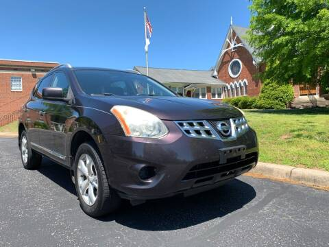 2011 Nissan Rogue for sale at Automax of Eden in Eden NC