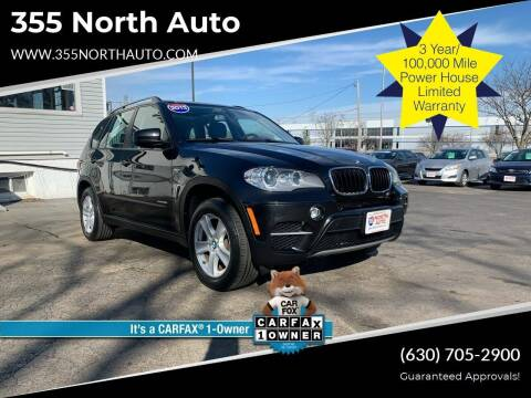 2013 BMW X5 for sale at 355 North Auto in Lombard IL