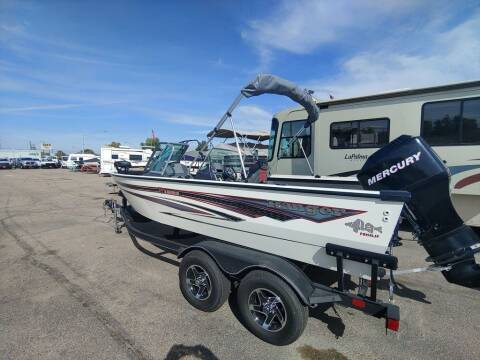 2019 Ranger Boats VS1882WT