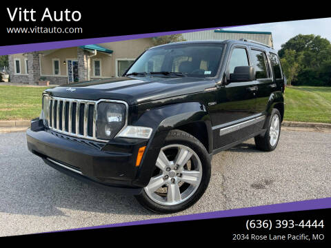 2012 Jeep Liberty for sale at Vitt Auto in Pacific MO