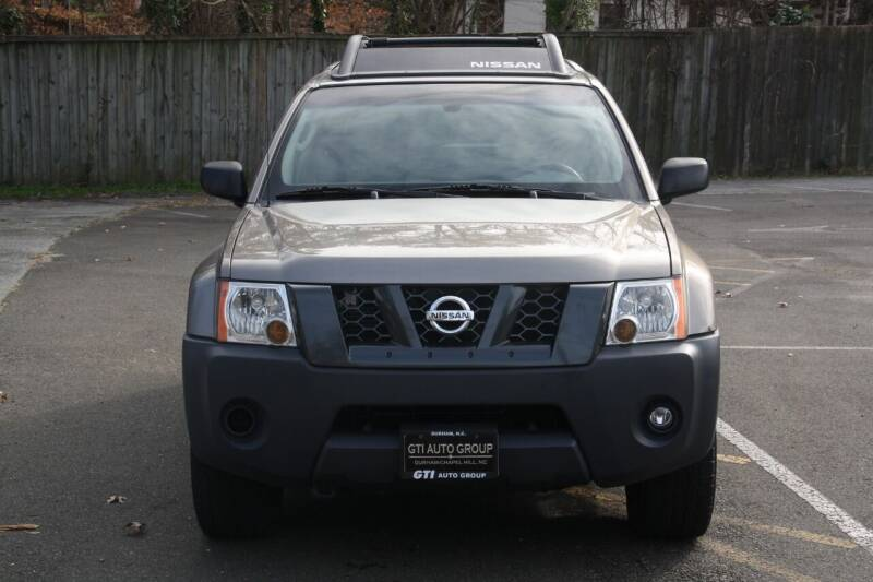 2005 Nissan Xterra for sale at GTI Auto Exchange in Durham NC