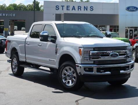 2017 Ford F-250 Super Duty for sale at Stearns Ford in Burlington NC