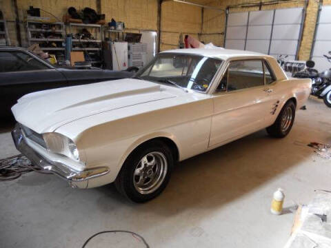 1966 Ford Mustang for sale at BUZZZ MOTORS in Moore OK